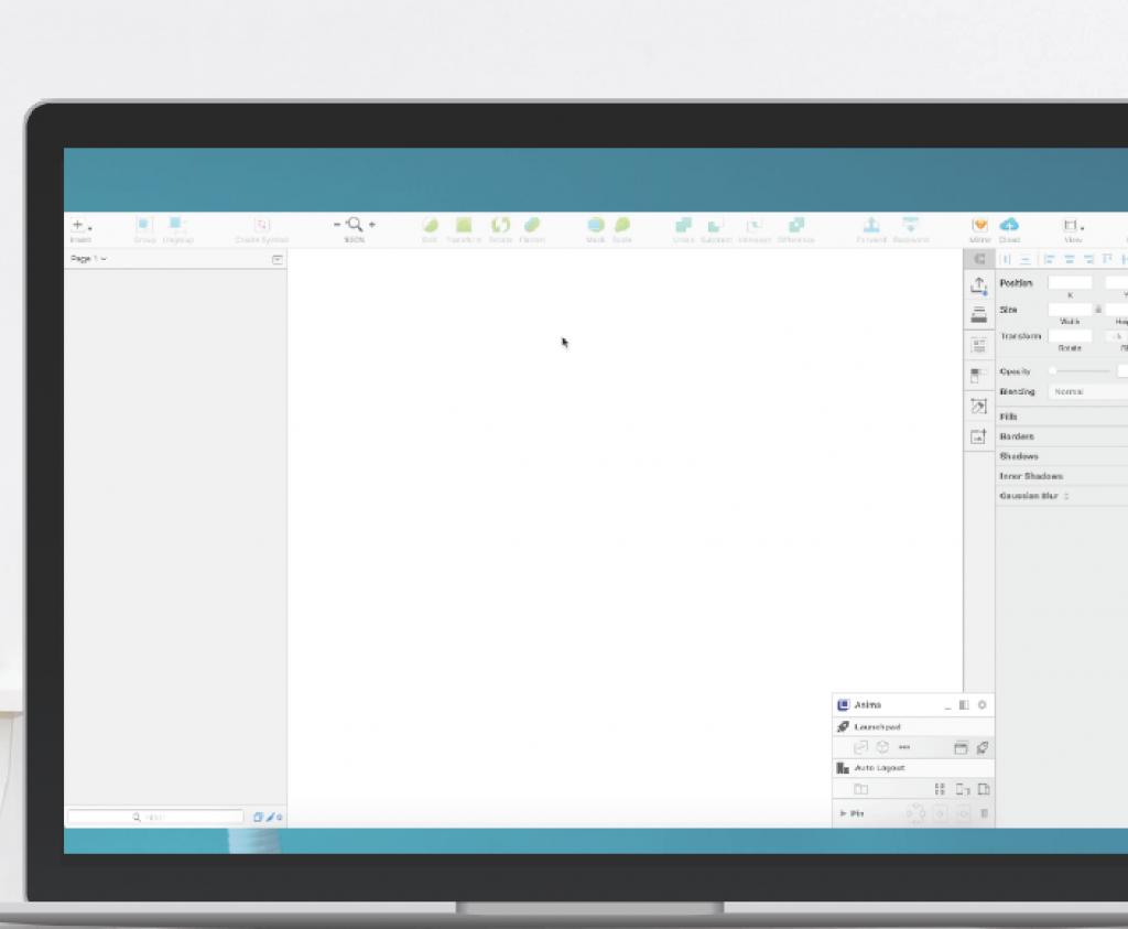 Prototyp Beispiel: InVision.